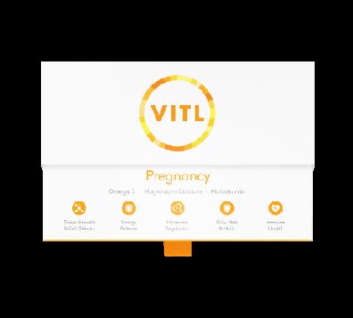 VITL Pregnancy Range