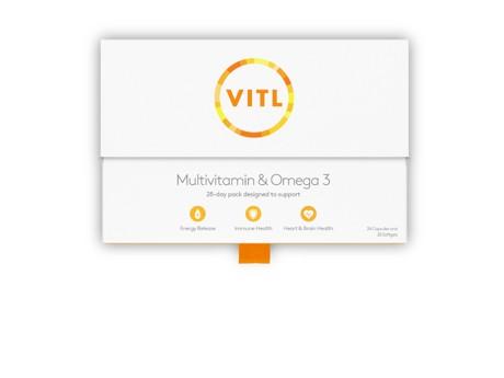 Closed pack of VITL essentials 2