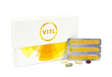 4 Daily Supplements Nutrition Pack